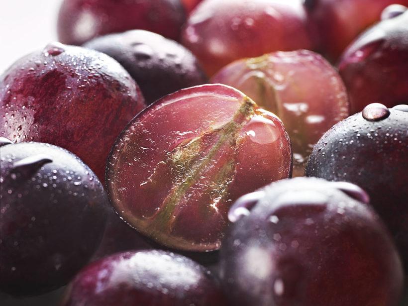 Grapes for Tropicana