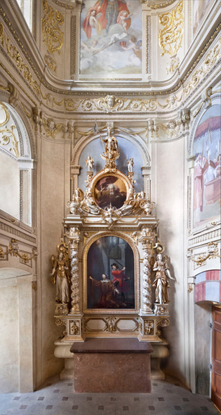 Wallenstein palace Prague - chapel